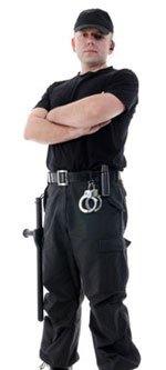 Охранник телохранитель